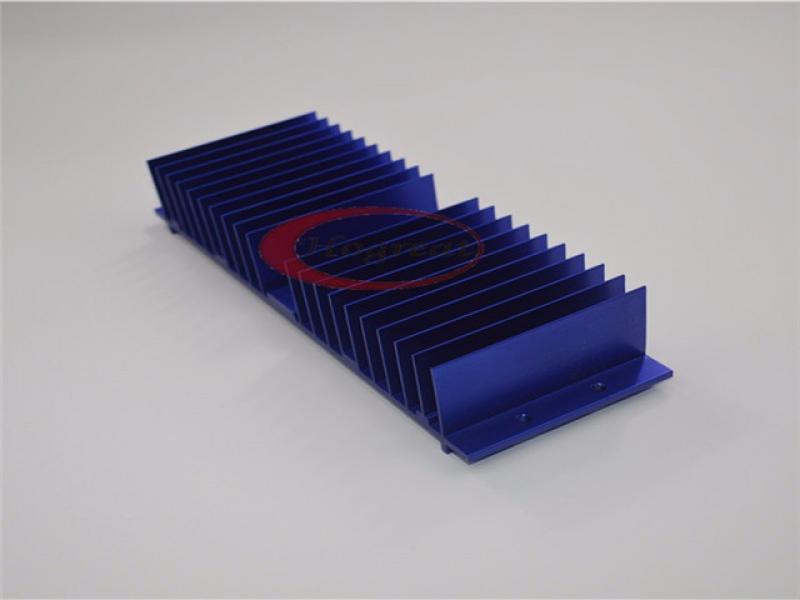 Custom specific strength aluminum radiators With ISO9001