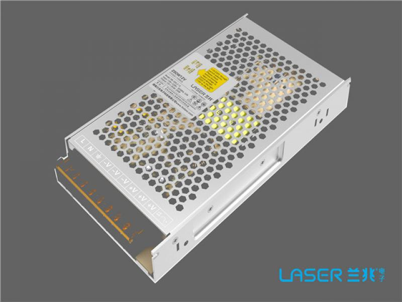 Lanzhao 250W12V indoor power supply