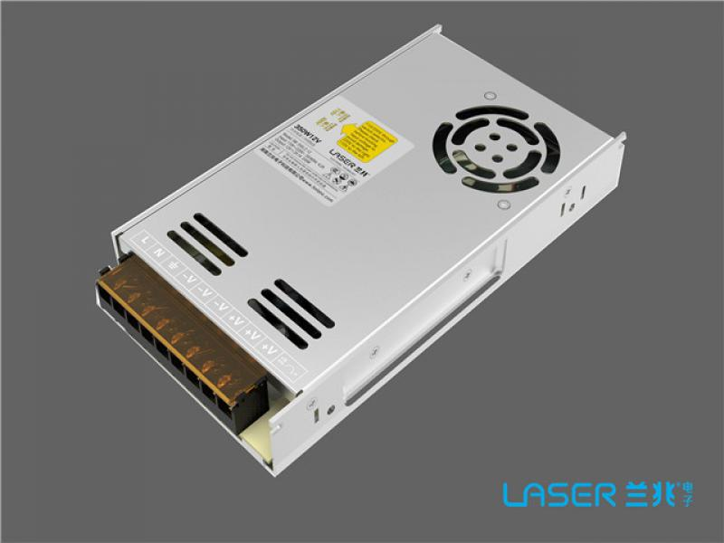 Lanzhao 350W12V indoor power supply