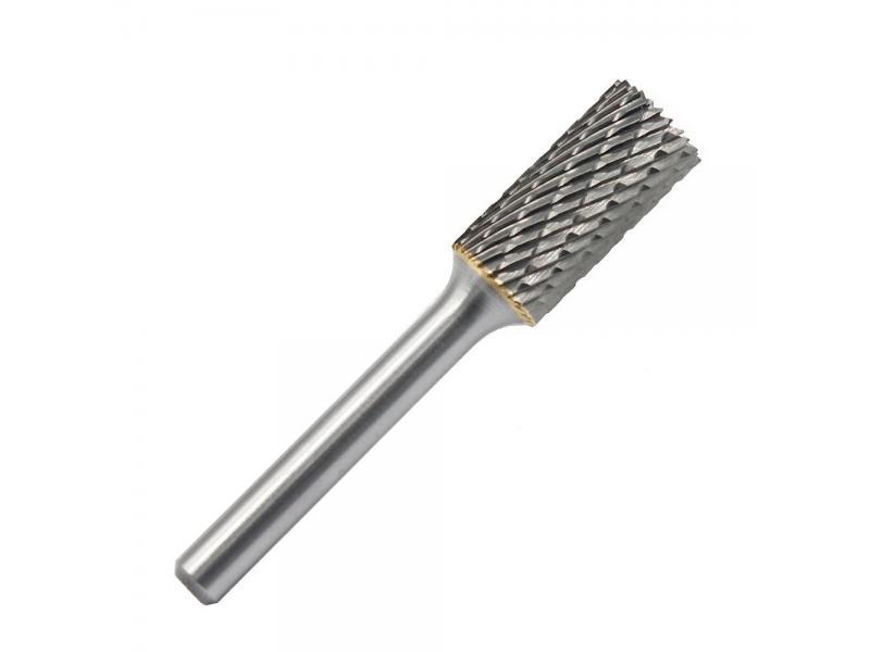 Hand tools 6mm shank*10mm head carbide burr set