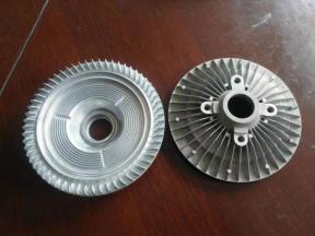 Wind blade - auto parts