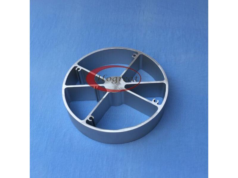 Round aluminum heat sink for led with best price