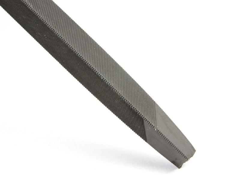 "8"" inch Triangle File 200mm Length Grit 120 medium Three Square File"