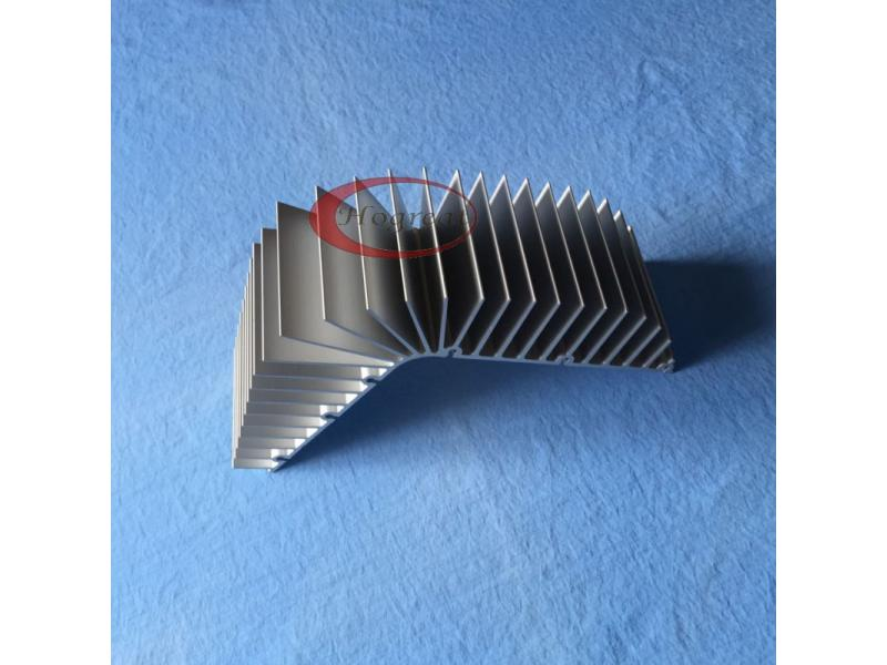 Cold forging aluminum heat sink for led with best service