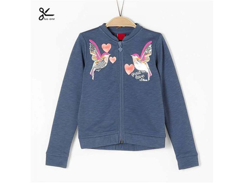 BC08 Spring and Autumn kids wear for girl's jacket