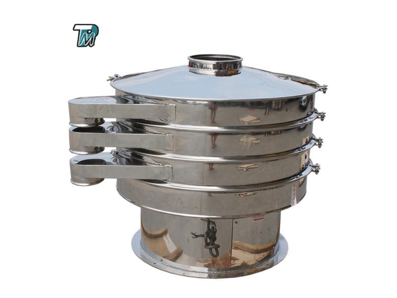 Food grade multi function automatic high efficiency seeds/coco/flour circular sieve machine