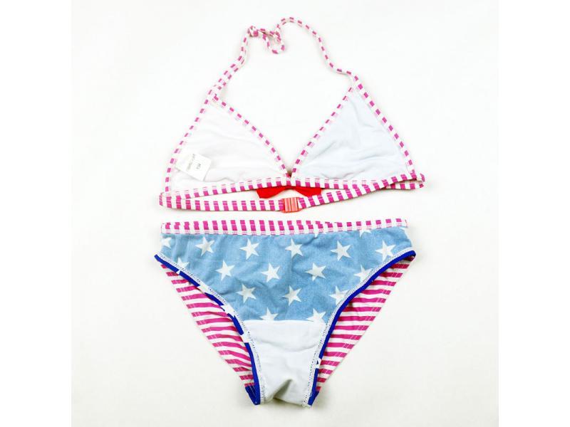 Baby swimsuit girl swimsuit princess split bikini girl star little baby swimsuit