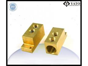 CNC machined Brass Terminal