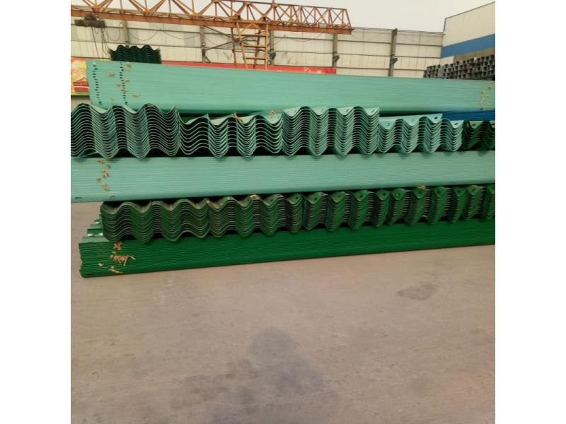 Wave guardrail (Q235 material)