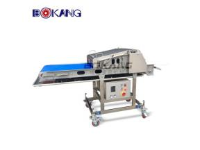 Commercial automatic meat press machine