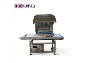 Professional fresh meat strip cutter machine