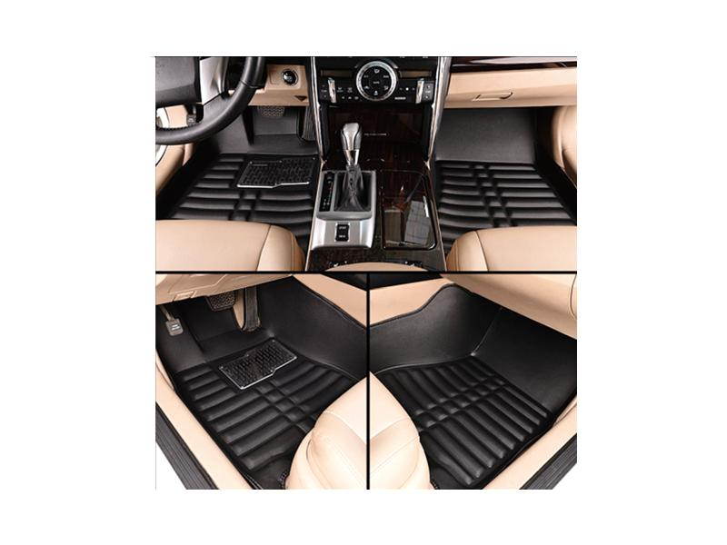 3D car floor mat