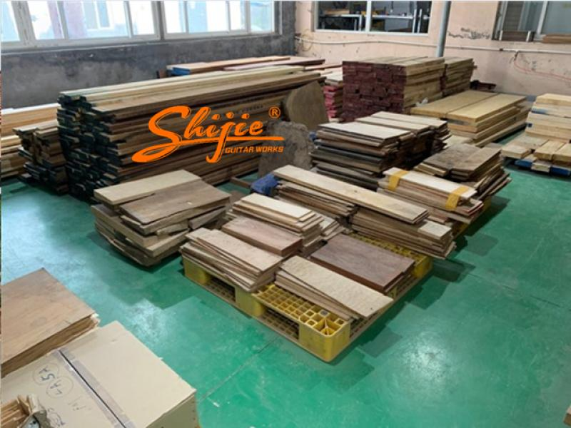 Changle Shijie Guitars Co.,ltd