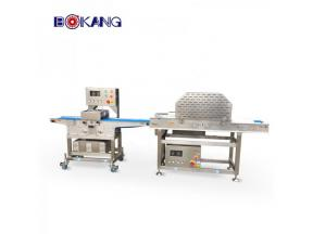 Fresh chicken and meat strip cutting machine 500-1000kg/h