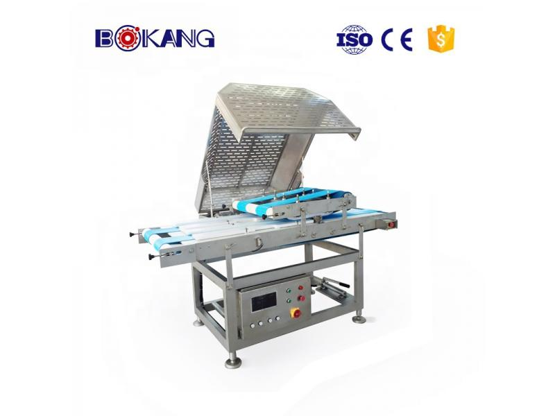 Full automatically fresh meat cutlets making machine meat processing equipment