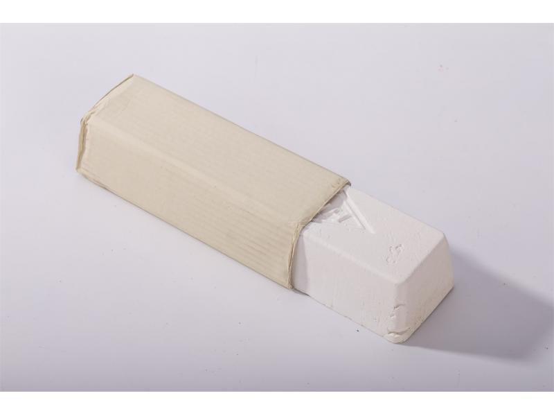 Small white Polishing Wax