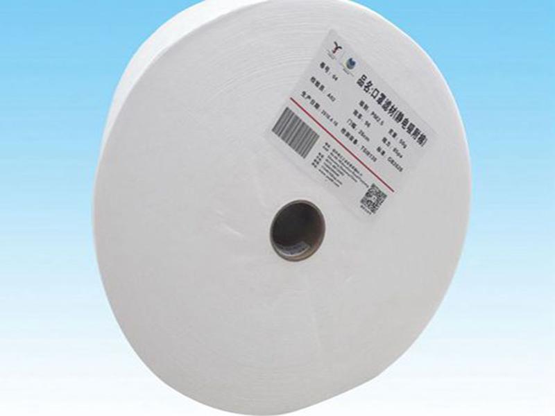 KN90 Filter Material Roll