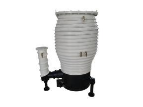 High vacuum oil diffusion vacuum pump