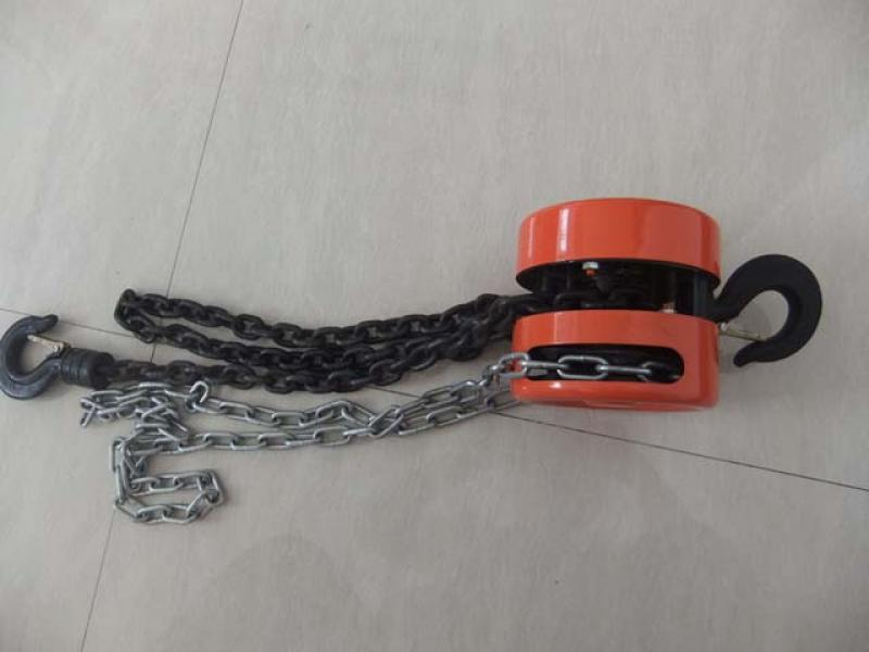 HSZ type hand chain hoist 10ton 3m lifting height
