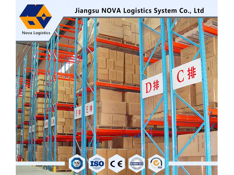 Good quality NH Heavy Duty Pallet Racking