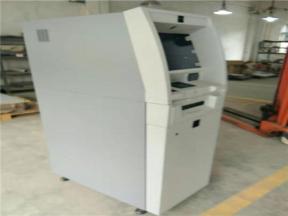 Bank teller machines