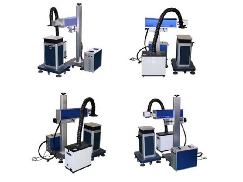 Food packaging medicine packaging laser marking machine