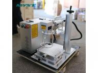 Auto parts laser marking machine stainless steel laser marking machine