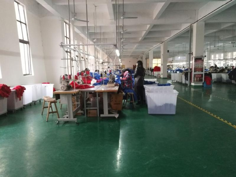 Nanchang Xinyang Knitted Garment Co.,ltd