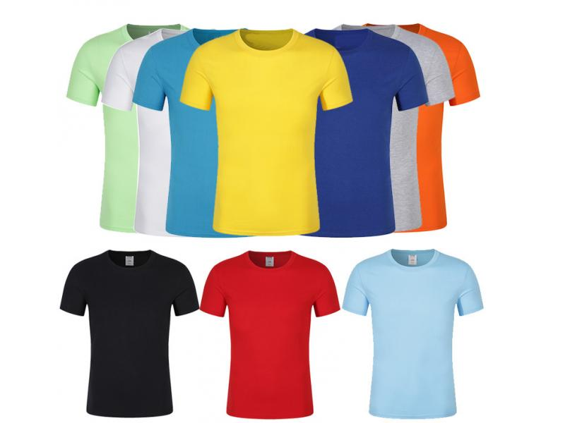 Blank unisex summer t shirts soft cotton t shirts wholesale