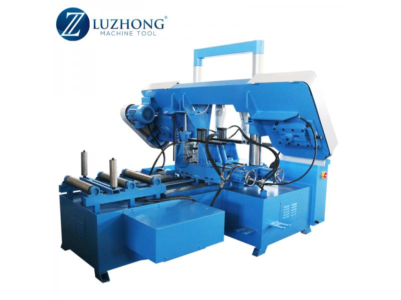 China band saw machine  CNC GHS4240 Band saw cutting machine price