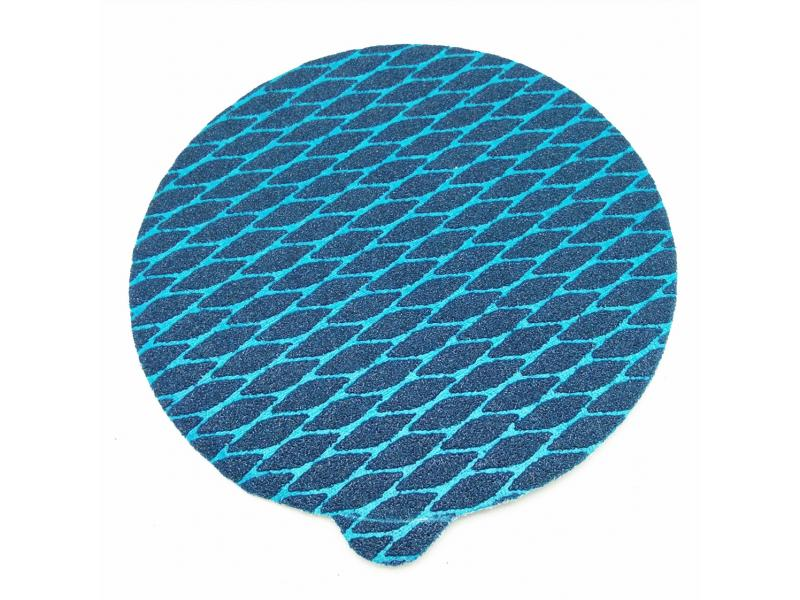 Sharpness Rhombus Adhesive Sanding Disc For Paint Wood And Metal Sanding