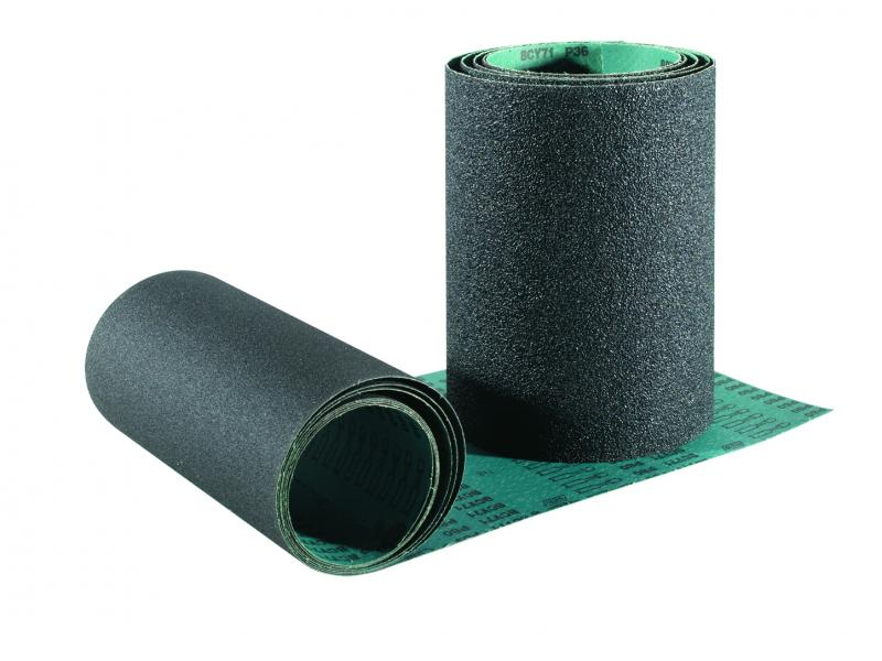 Sharpness Silicon Carbide P24~400Abrasive Sand Belt For Grinding Polishing Mediu