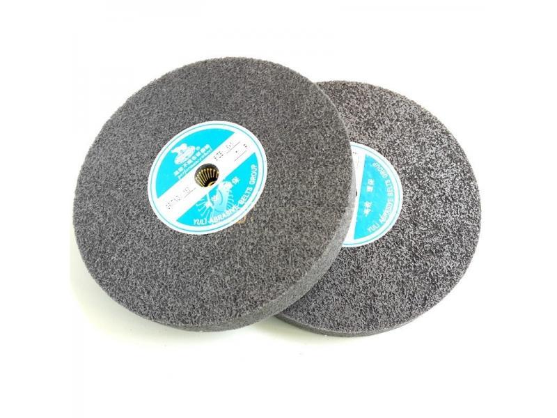 Sharpness 9P Fiber Polishing Buffing Wheel 400 Grit Nylon Abrasive