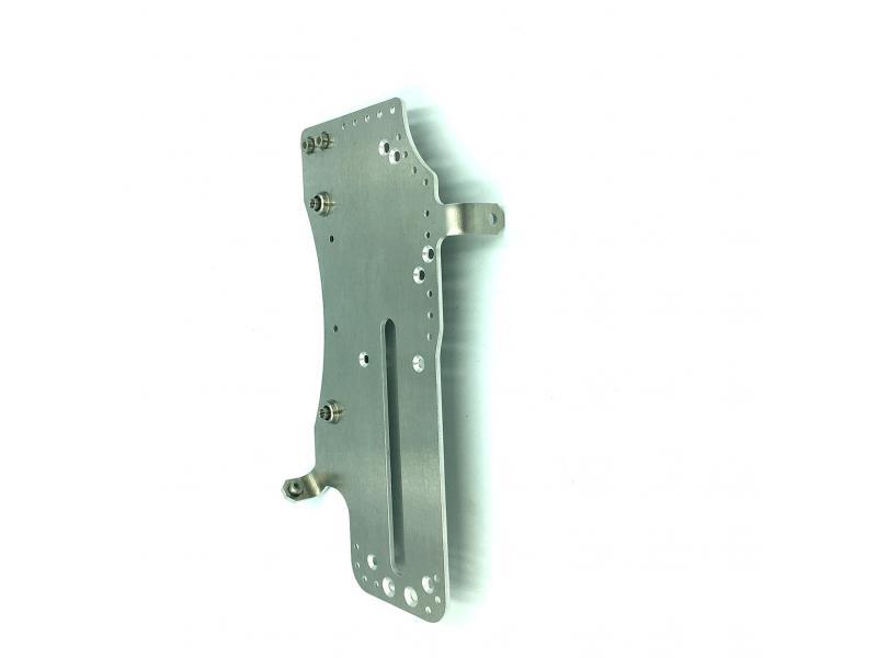 High Precision Custom Stainless Steel Sheet Metal Fabrication Laser Cutting Bending Sheet Metal Part