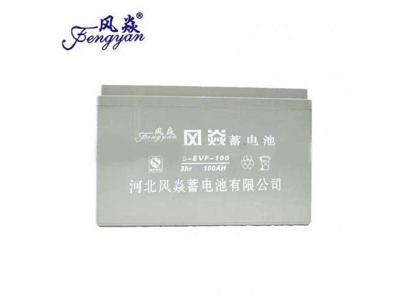6-EVF-100 12v 100ah solar gel batterry