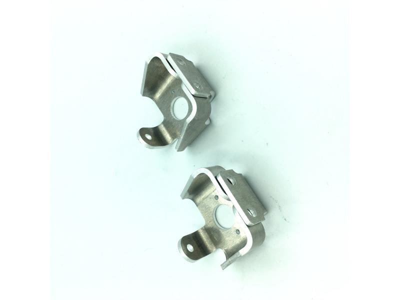 China factory customized Aluminium sheet metal fabrication bending stamping laser cuting sheet metal
