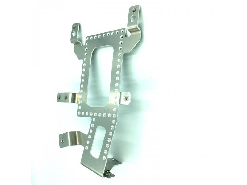 High precision aluminium bending sheet metal fabrication industry oem laser cutting sheet metal stam