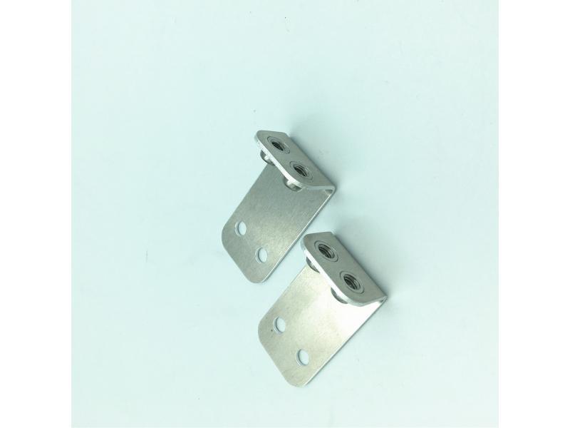 Customized Aluminium Metal Stamping Sheet Metal Parts Bending Laser Cutting Sheet Metal Fabrication