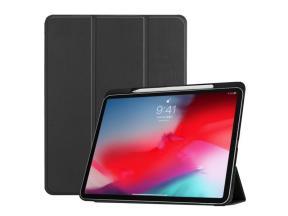 iPad Pro 11 2018 Folio Case,PU Leather Cover with Pencil Holder for iPad Pro 11