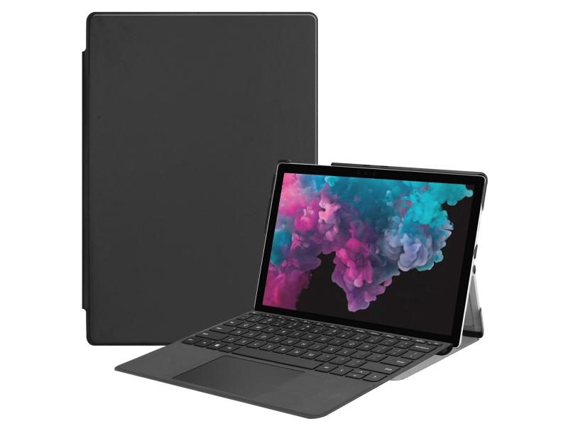 Microsoft Surface Pro 6 Case, Smart Slim Shell Stand Cover for Surface Pro 6 /5(Pro 2017)/Pro 4 Tabl