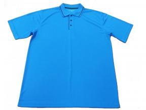 2019 Men's hot sale 100% polyester cool dry polo shirt uniform