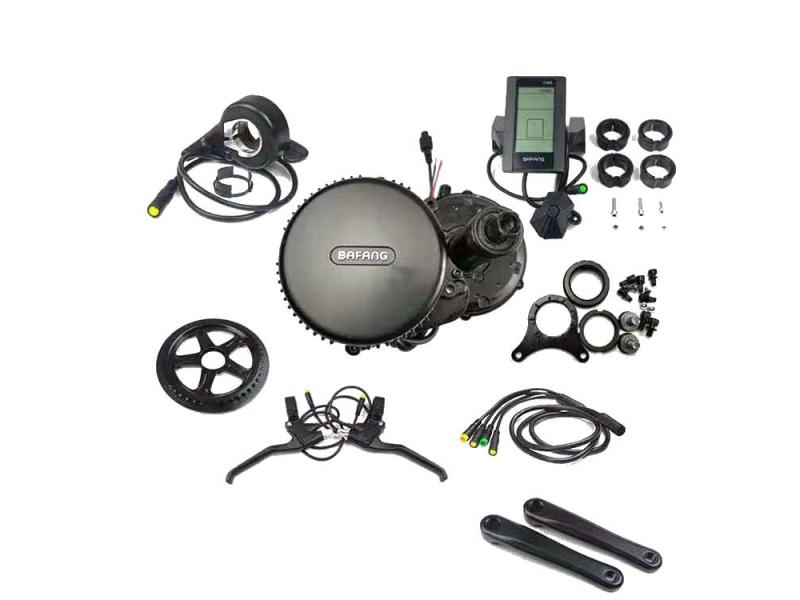 Bafang mid motor kits bbs01 36v 250w for electric bicycle