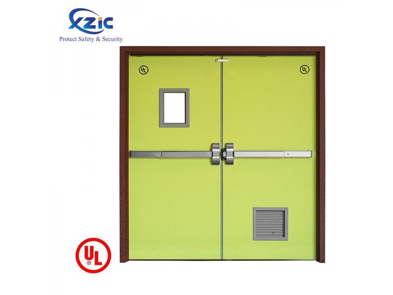UL  steel  fire  door