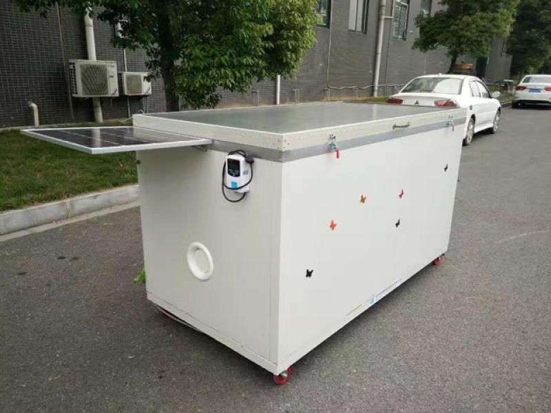 Seafood Drying Machine Small Homeuse Solar Dryer for Fruit