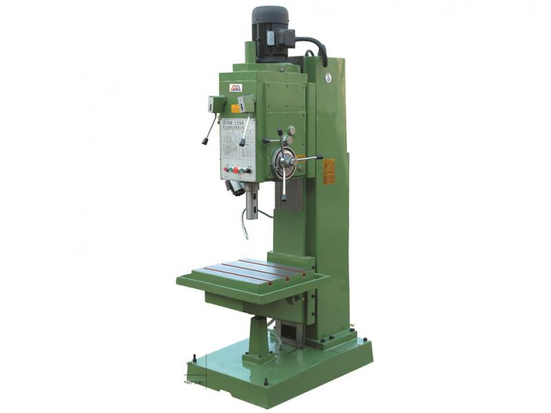 High Quality Box/Square Type Column Vertical Drilling Machine (Z5150B)