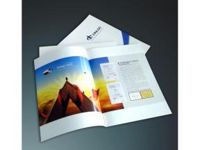 Corporate album print