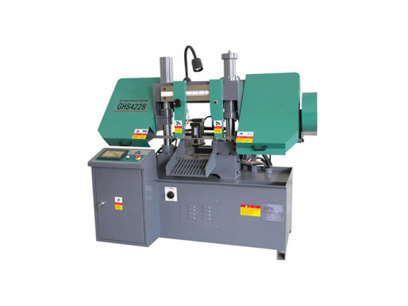 CNC Double Column Horizontal Band Sawing Machine (GHS4228)