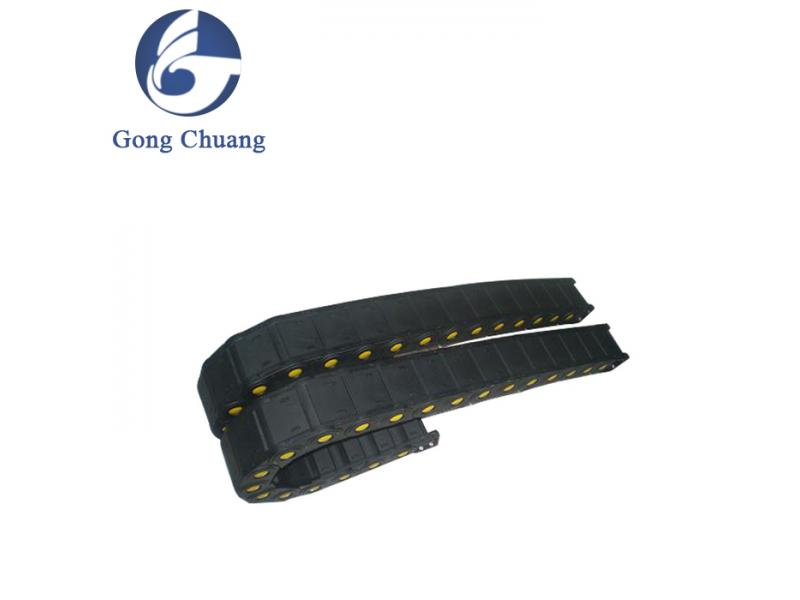 AAA plastic energy cable chain for textile machine