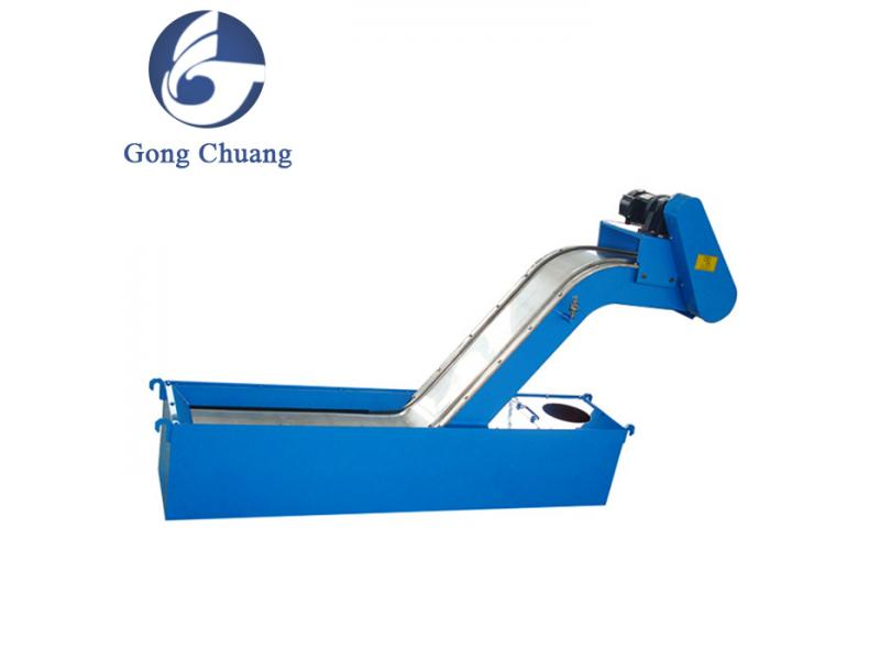 Equipment Hinged Belt Chip Conveyor