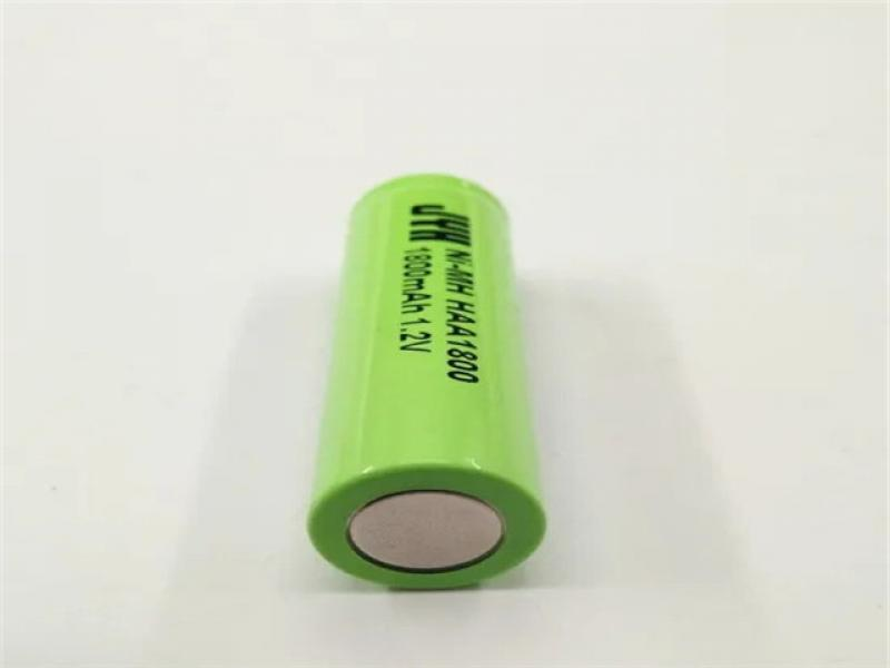 High Quality OEM Customized 1.2V NiMH Cell Rechargeable Jyh 1800mAh NiMH 7.2V Battery Pack